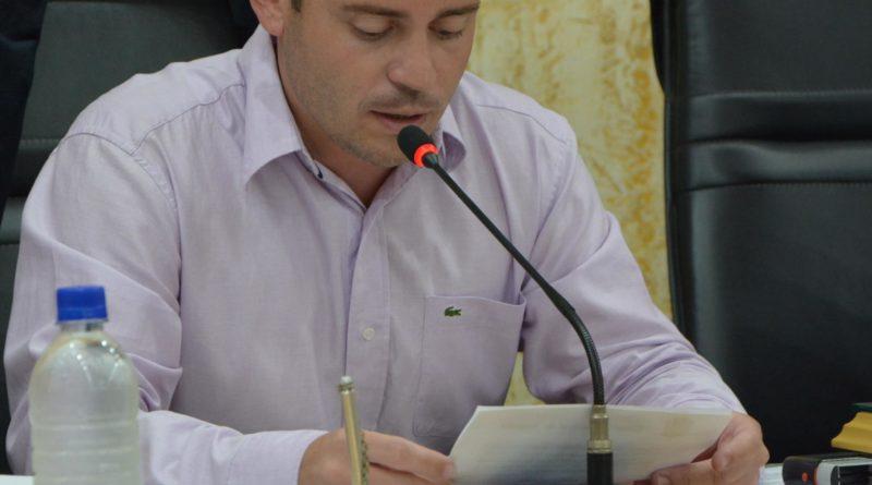 Dudu Ottoni cobra construção de PSF no Padre Vitor