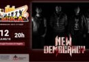 Quinta da Boa Música apresenta banda New Democracyno Dia Mundial do Rock