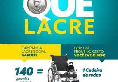 Campanha em prol do Centro de Reabilitação do Hospital Regional