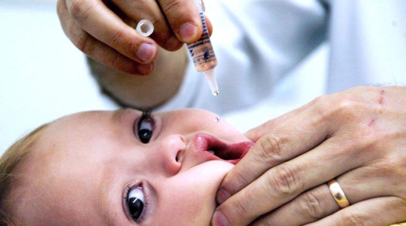 Sarampo e pólio: Mais de 80% das crianças ainda não foram vacinadas em Varginha
