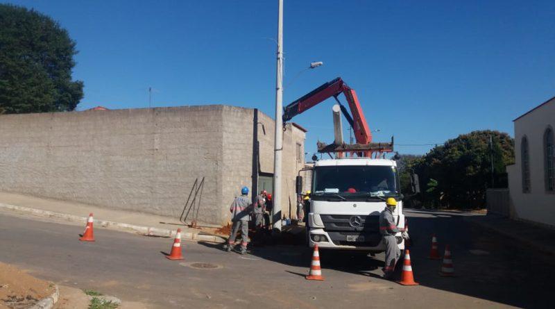 Prefeitura investe na Iluminação Pública