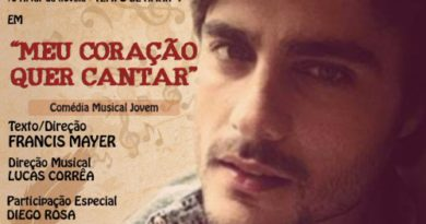 """""""Meu coração quer cantar"""", com Guilherme Leicam, no Theatro Capitólio nesta quinta"""