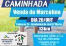 Caminhada Venda do Marcolino acontece neste sábado