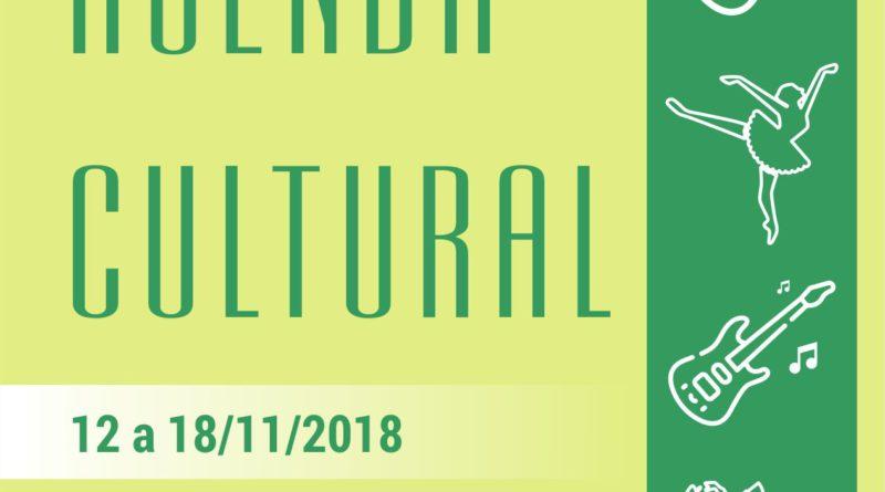🎭 Agenda Cultural de Varginha🎼