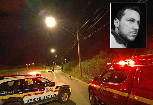 Motociclista morre em acidente na Avenida Celina Ottini