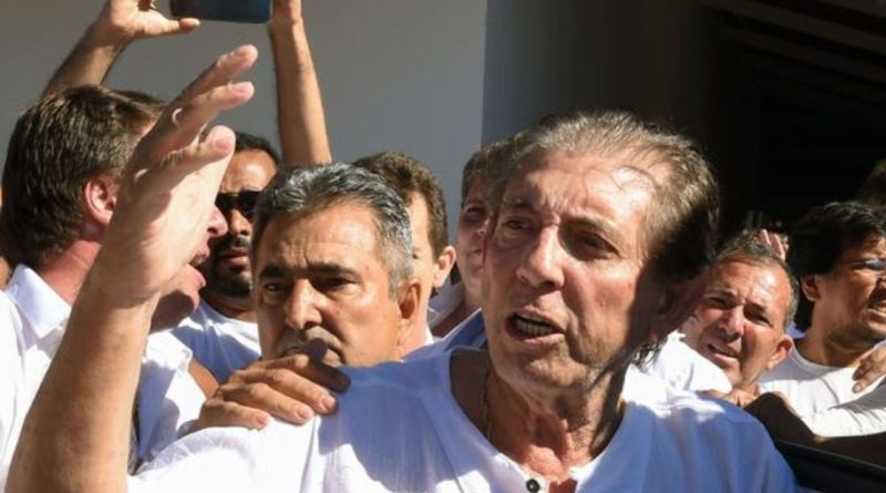 Justiça de Goiás decreta a prisão do médium João de Deus