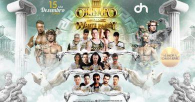 Festa ♫Olimpo Mitologic – White Party♫ acontece na Disco Hyppe em Pouso Alegre neste sábado