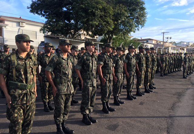 Exército convoca integrantes da reserva para se apresentarem na Junta Militar