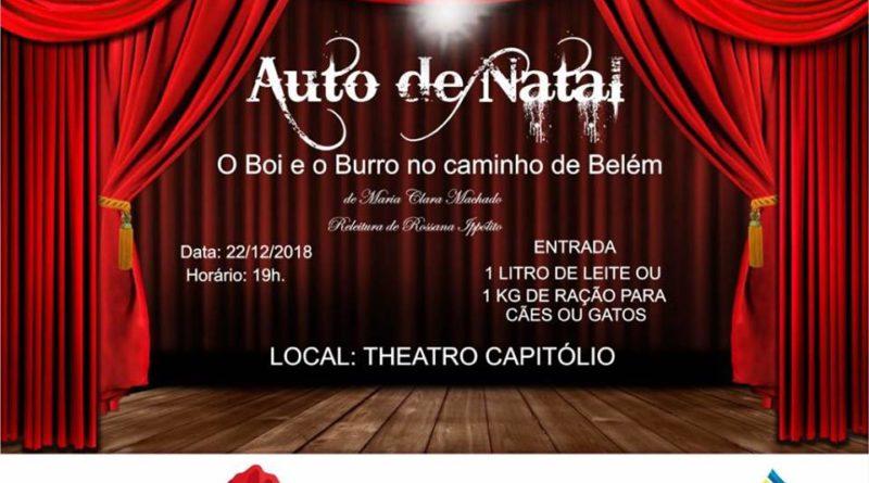 """CDCA Apresenta """"Auto de Natal"""""""