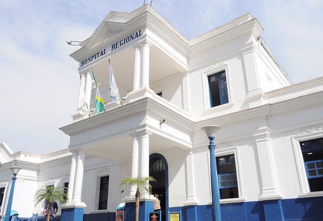 Hospital Regional inaugura revitalização da fachada