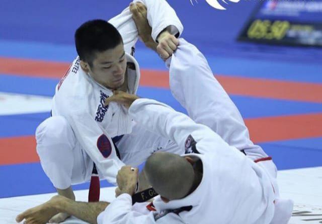 Varginhense conquista bronze em evento internacional de jiu jitsu