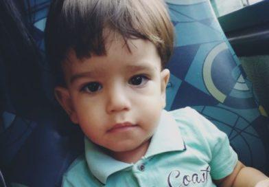 Solidariedade – Falta pouco dinheiro para a cirurgia do pequeno Samuel