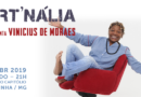 Na Rota da Boa Música – Mart'nália canta Vinicius de Moraes em Varginha