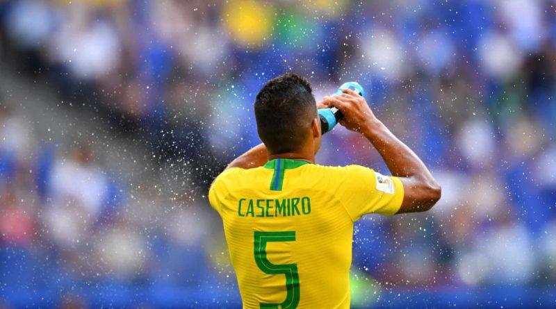 Seleção Brasileira treina para enfrentar Panamá neste sábado; Paquetá herdou a 10 e Casemiro a braçadeira de capitão