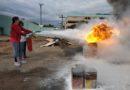 Funcionários da Caldense fazem curso de brigada de incêndio
