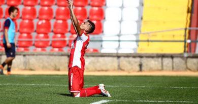 Com três gols e duas assistências em seis jogos, Welinton Junior vibra com números positivos e mira sequência em Portugal