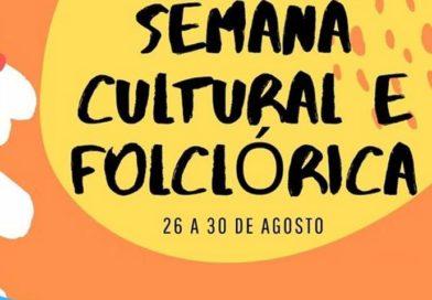 Conservatório de Varginha apresenta Semana Cultural e Folclórica