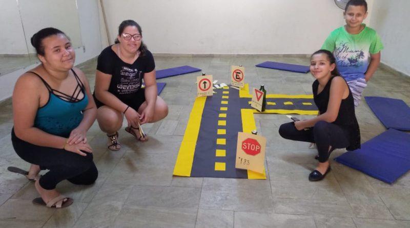 CRAS II realiza eventos dentro do Setembro Amarelo