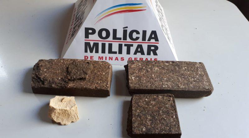 Trio é detido com maconha e cocaína no Centenário