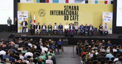 Semana Internacional do Café começa com grande público