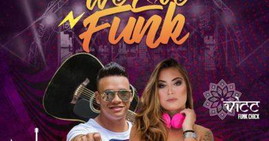 'We Love Funk' agita a Gold Play no sábado, em Varginha