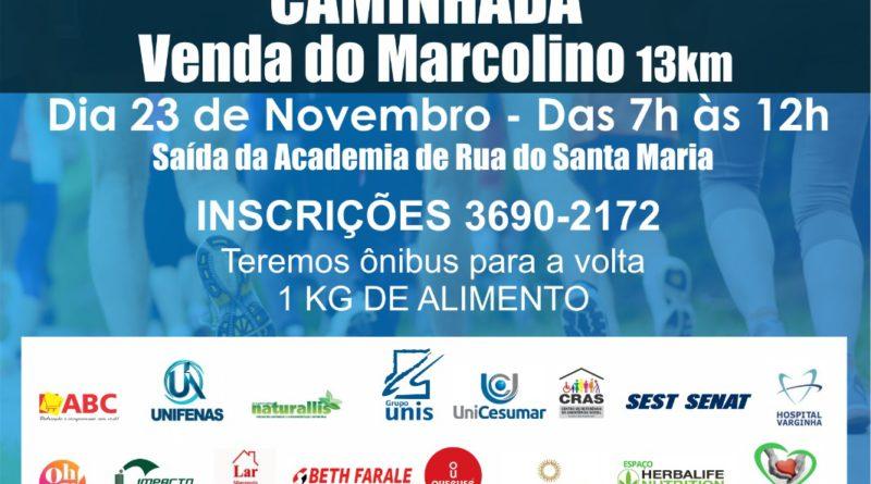 Novembro Azul – Hospital Varginha sorteia exames durante Caminhada Venda do Marcolino neste sábado