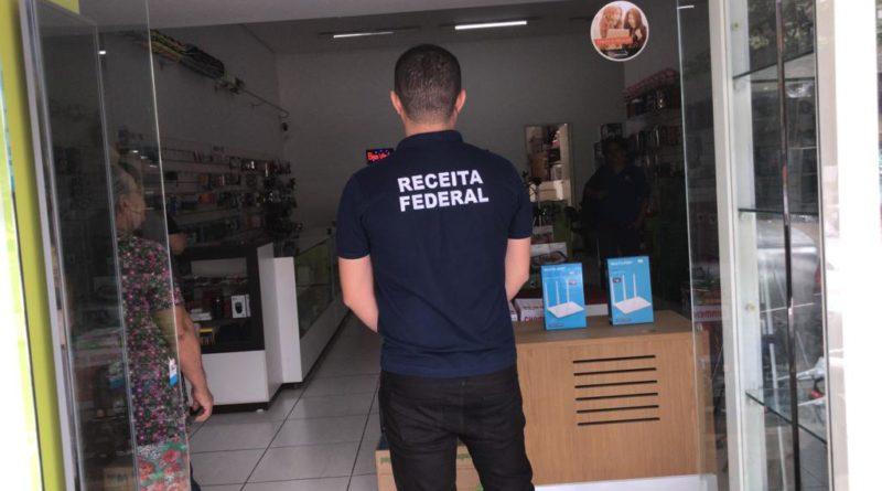 """Operação """"Mandarim"""" apreende R$300 mil em mercadorias irregulares, em São Sebastião do Paraíso"""