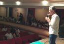 Vice-Prefeito Vérdi Melo participa da Mostra de Talentos 2019 do CDCA