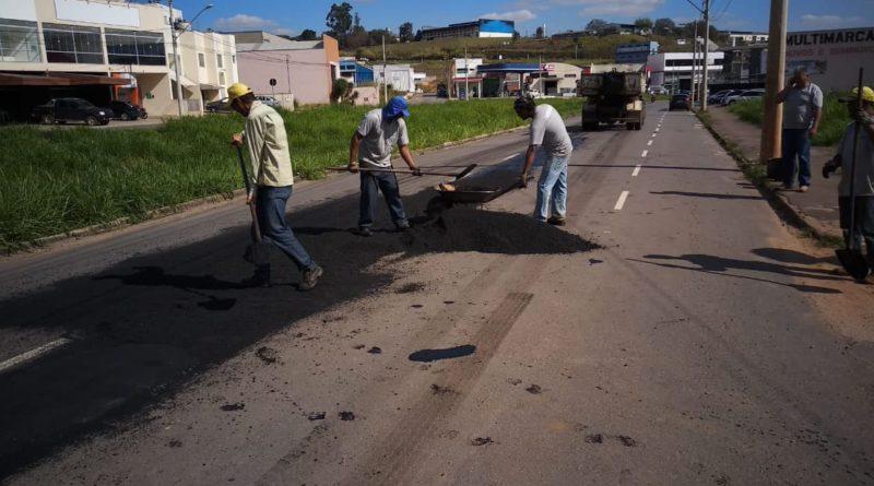 Prefeitura pede financiamento de mais de R$ 26 milhões para obras de infraestrutura