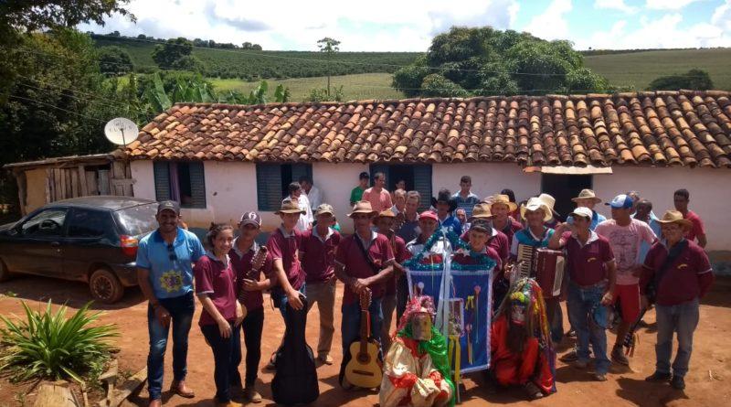 Fundação Cultural faz inventário de fazendas, capelas e Companhias de Reis de Varginha