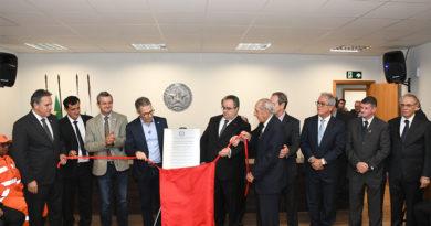 Novo Fórum de Cruzília é inaugurado