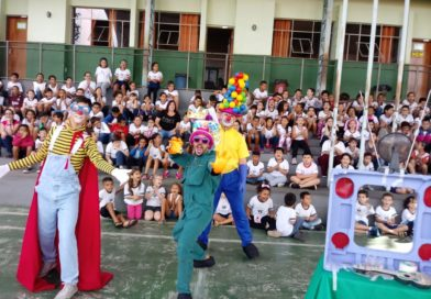 Associação Janet Finatti leva cultura para 2.500 crianças e 150 idosos em 2019