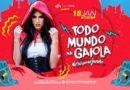 DJ Chapeuzinho comanda festa 'Todo Mundo na Gaiola' neste sábado, na Disco Hyppe em Pouso Alegre