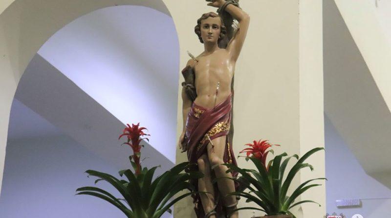 Paróquia do Mártir celebra novena e festa do padroeiro São Sebastião; Confira mensagem especial do padre Roberto Nogueira