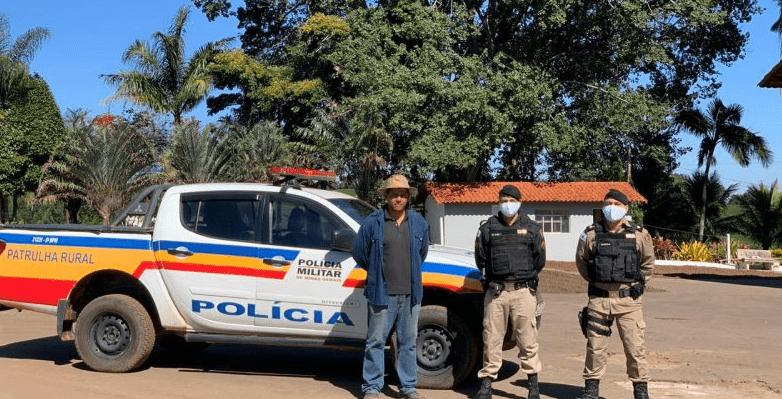 Polícia Militar realiza Operação 'Safra Segura 2020'