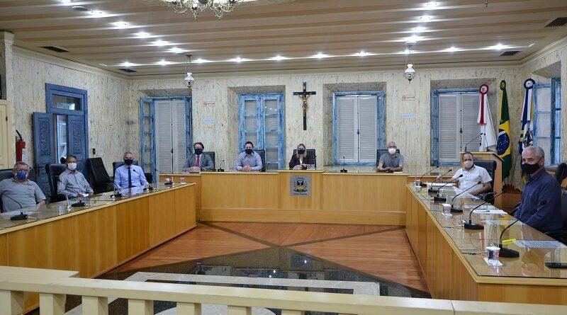 Câmara de Varginha aprova projeto que mantém subsídios congelados