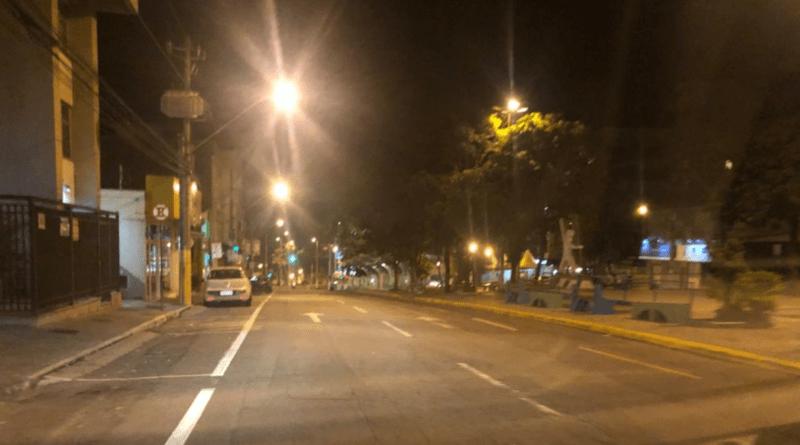 Toque de recolher é suspenso em Minas Gerais