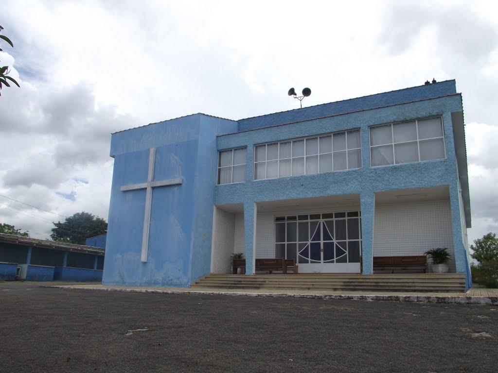 Igreja Cristo luz dos povos