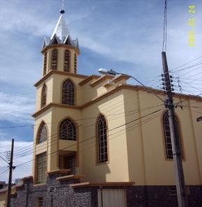 Paróquia Santa Clara