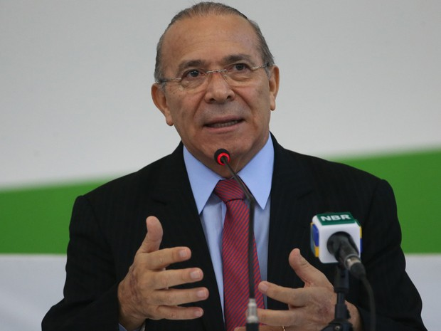 O ministro da Casa Civil, Eliseu Padilha (Foto: Antonio Cruz/Agência Brasil)