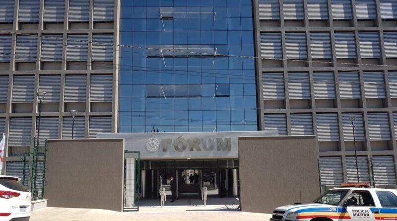 Novo fórum de Varginha é inaugurado