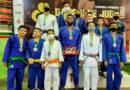 Equipe de judô da Semel conquista 10 medalhas no Torneio Mineiro por faixas Dangai