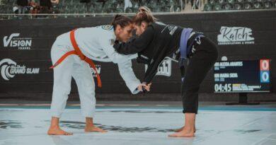 Atleta de Varginha conquista medalha inédita no Grand Slam de Jiu-Jitsu no Rio de Janeiro