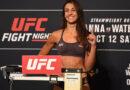 Amanda Ribas está pronta para encarar Virna Jandiroba, no UFC 267 em Abu Dhabi