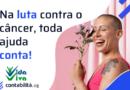 Vida Viva e Contabilità.sig lançam campanha na luta contra o câncer